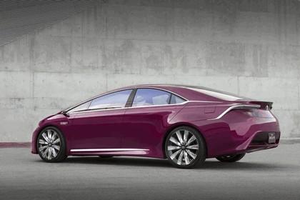 2012 Toyota NS4 Plug-in Hybrid concept 2