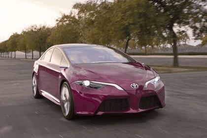 2012 Toyota NS4 Plug-in Hybrid concept 4