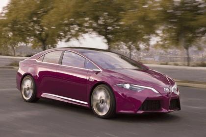 2012 Toyota NS4 Plug-in Hybrid concept 5