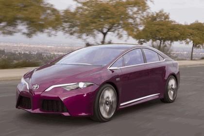 2012 Toyota NS4 Plug-in Hybrid concept 6