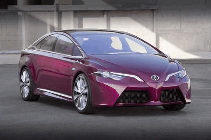2012 Toyota NS4 Plug-in Hybrid concept 7