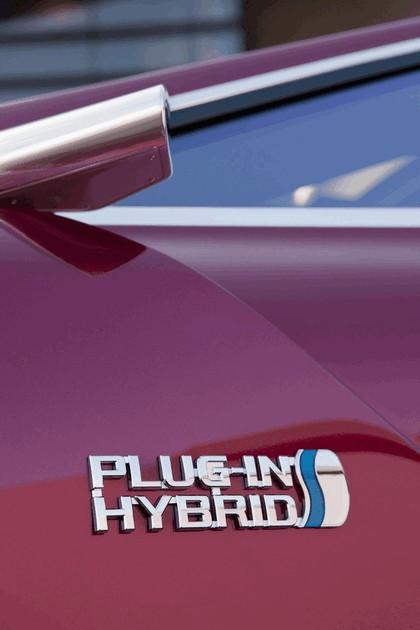 2012 Toyota NS4 Plug-in Hybrid concept 15