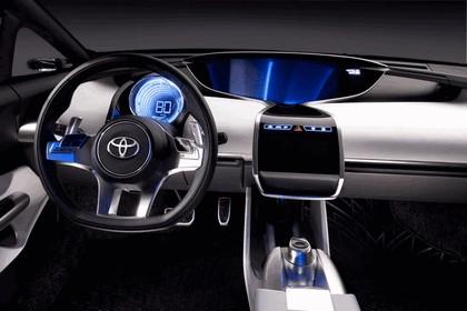 2012 Toyota NS4 Plug-in Hybrid concept 21