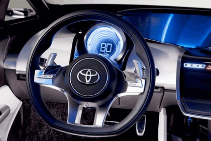 2012 Toyota NS4 Plug-in Hybrid concept 22