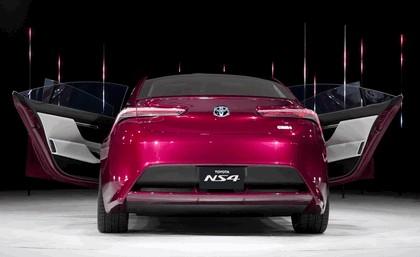 2012 Toyota NS4 Plug-in Hybrid concept 26