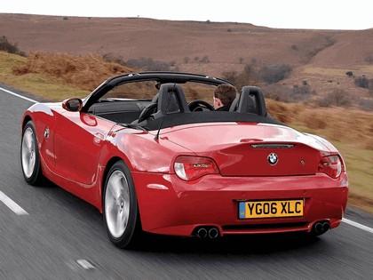 2006 BMW Z4 M roadster UK version 3