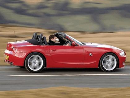 2006 BMW Z4 M roadster UK version 6