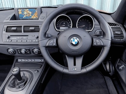 2006 BMW Z4 M roadster UK version 8