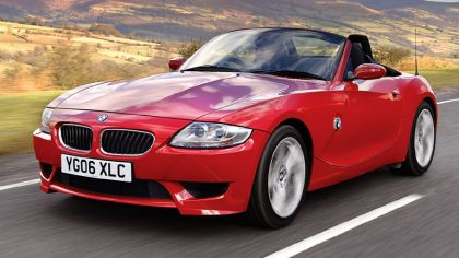 2006 BMW Z4 M roadster UK version 8