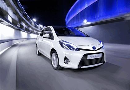 2012 Toyota Yaris Hybrid 20