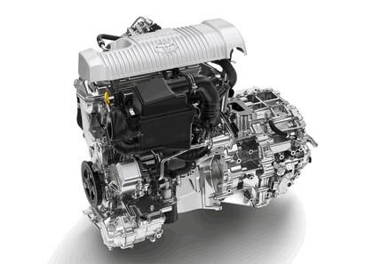 2012 Toyota Yaris Hybrid 34
