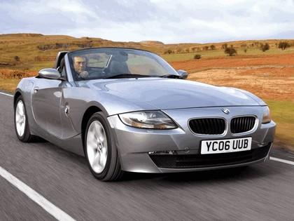 2006 BMW Z4 roadster UK version 1