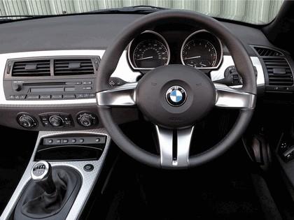 2006 BMW Z4 roadster UK version 7