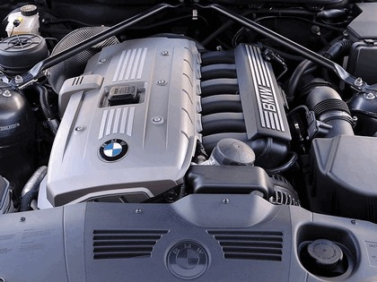 2006 BMW Z4 roadster UK version 8