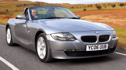 2006 BMW Z4 roadster UK version 3