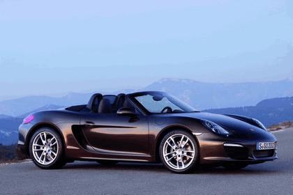 2012 Porsche Boxster ( 981 ) 1