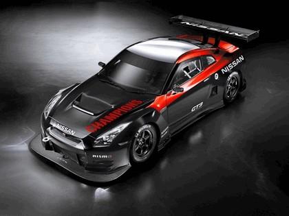 2012 Nissan GT-R ( R35 ) Nismo GT3 1