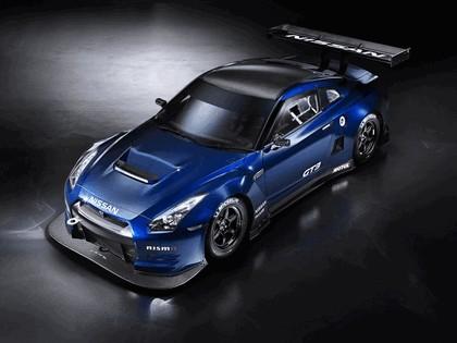2012 Nissan GT-R ( R35 ) Nismo GT3 2