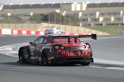 2012 Nissan GT-R ( R35 ) Nismo GT3 3