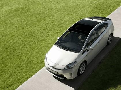2012 Toyota Prius 8