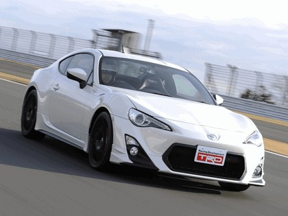 2012 Toyota GT 86 by TRD 1