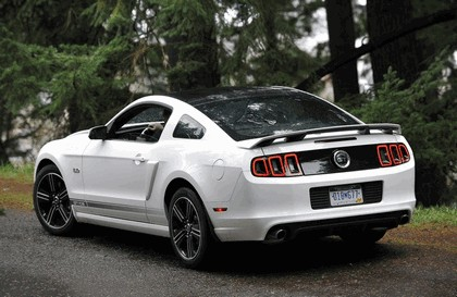 2012 Ford Mustang 5.0 GT California special package 10