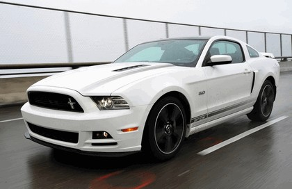 2012 Ford Mustang 5.0 GT California special package 11