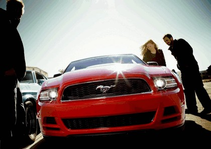 2012 Ford Mustang 5.0 GT California special package 19