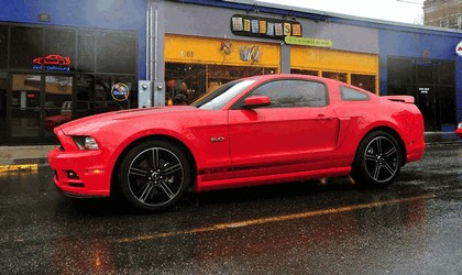 2012 Ford Mustang 5.0 GT California special package 21