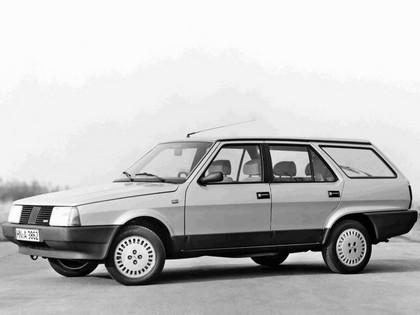1984 Fiat Regata Weekend 1