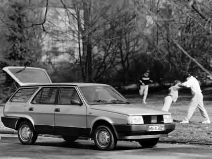 1984 Fiat Regata Weekend 2