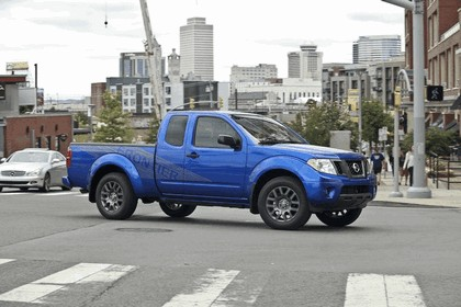 2012 Nissan Frontier 4