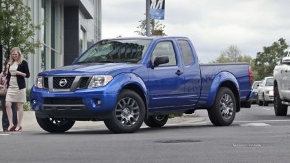 2012 Nissan Frontier 8