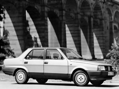 1983 Fiat Regata 1