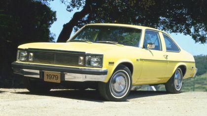 1979 Chevrolet Nova coupé 2
