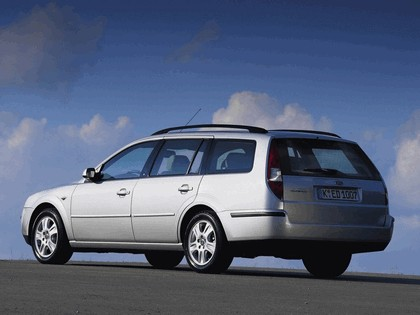 2000 Ford Mondeo station wagon 3