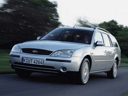 2000 Ford Mondeo station wagon 6