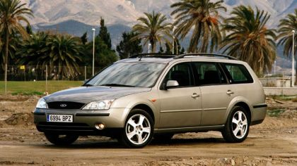 2000 Ford Mondeo station wagon 7