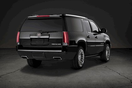 2012 Cadillac Escalade Premium Collection 4
