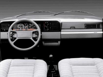 1983 Fiat Regata ES 6