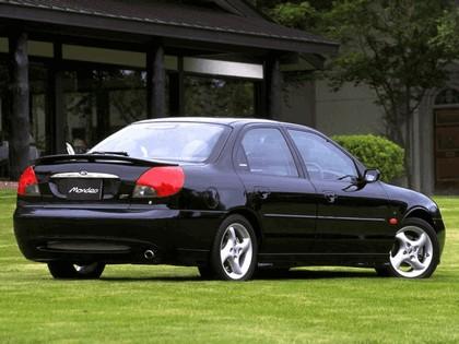 1996 Ford Mondeo sedan - Japanese version 6