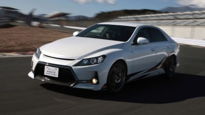 2012 Toyota Mark-X G-Sports 1