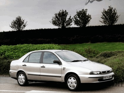 1996 Fiat Marea - UK version 1