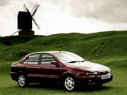 1996 Fiat Marea - UK version 2