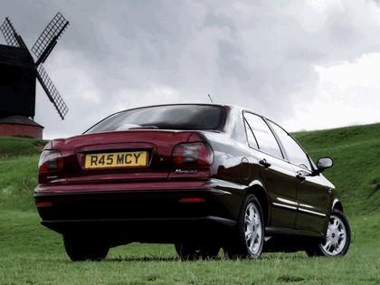 1996 Fiat Marea - UK version 3