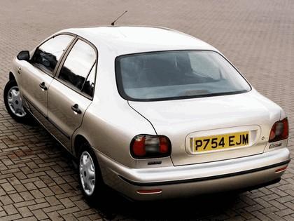 1996 Fiat Marea - UK version 9