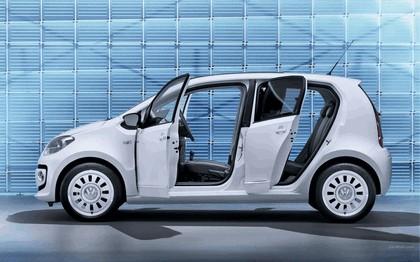 2012 Volkswagen Up 5-door 11