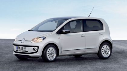 2012 Volkswagen Up 5-door 4