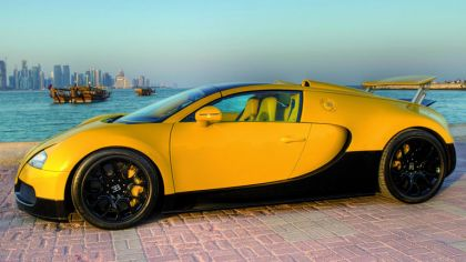 2012 Bugatti Veyron 16.4 Grand Sport - Qatar motor show 4