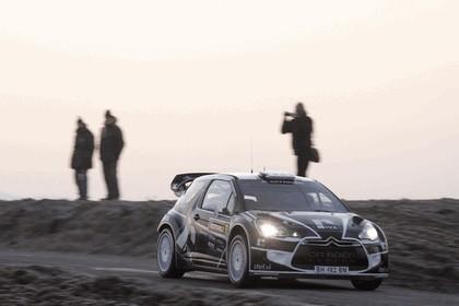 2012 Citroen DS3 WRC - rally of Monaco 1